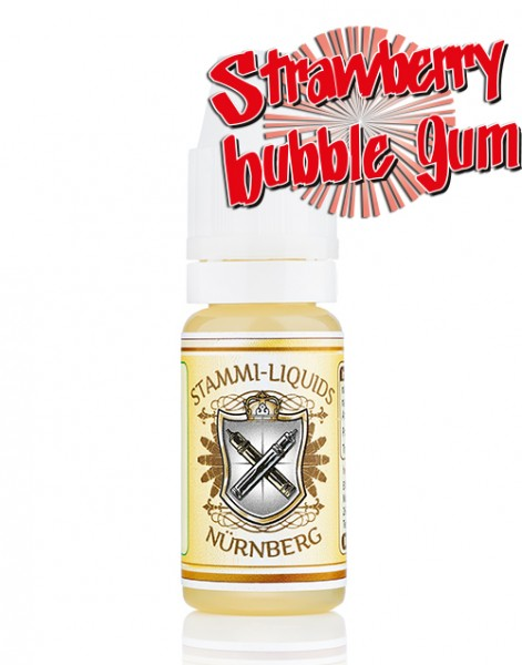 Stammi Aroma Strawberry Bubble Gum