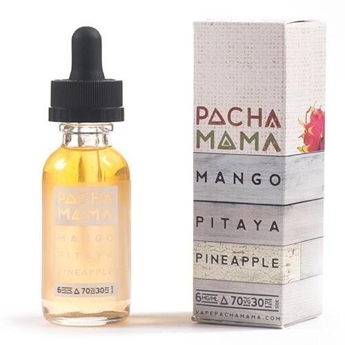 Pachamama Mango Pitaya Pineapple