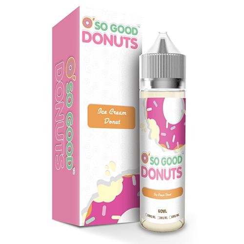 O' So Good Donuts Ice Cream Donut