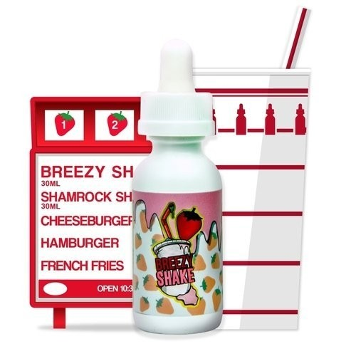 Milkshake Liquids Breezy Shake