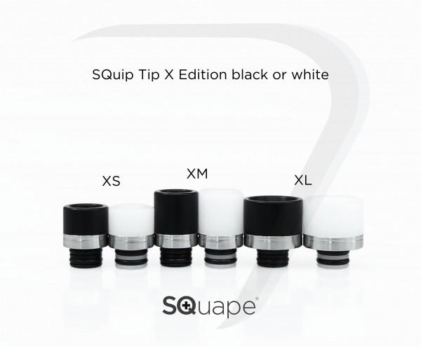 Stattqualm Squiptip X Delrin Edition
