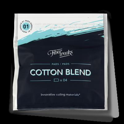 FiberFreaks - Cotton Blend 4 Pads