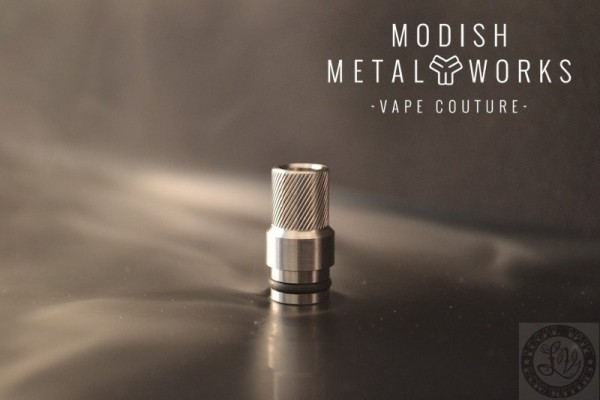 Modish Metal Works Drip Tip Valentino