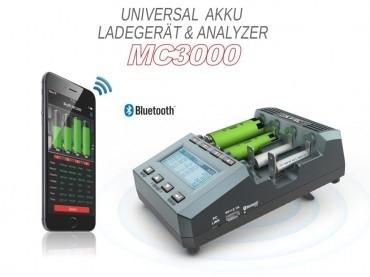 SkyRC MC3000 Universal-Analyse-Ladegerät