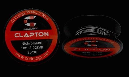 Clapton Draht NiCr