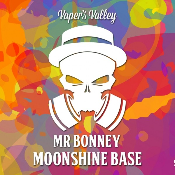 Vaper's Valley Mr Bonney Moonshine Base