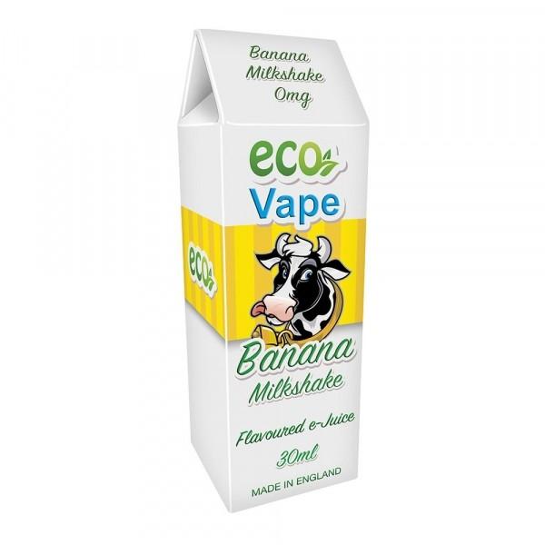 ECO Vape Banana Milkshake