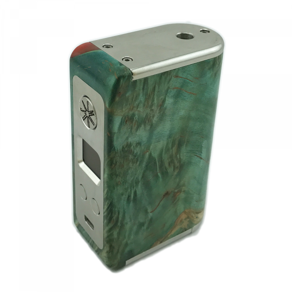 Asmodus Minikin V1.5 Kodama Stabilized Wood