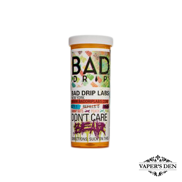 Bad Drip Labs - Don't Care Bear