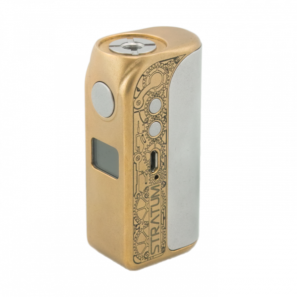 OLC Vape Stratum Gold Time Limited Edition