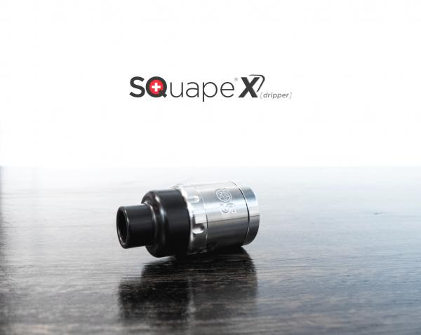 Stattqualm SQuape X[dripper] full set