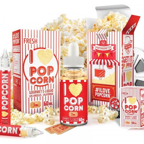 Madhatter I Love Popcorn