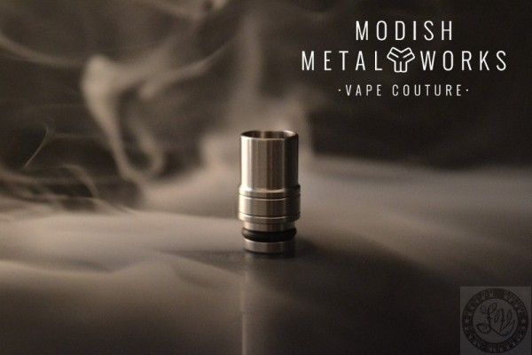 Modish Metal Works Drip Tip Helmut