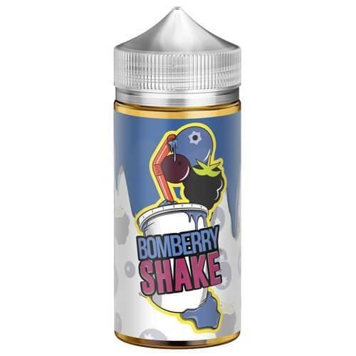 Milkshake Liquids - Bomberry Shake 100 ml