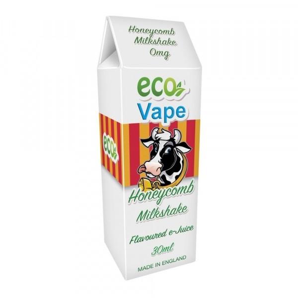 ECO Vape Honeycomb Milkshake